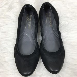 Donald J. Pliner Leather Ballet Flats Size 6